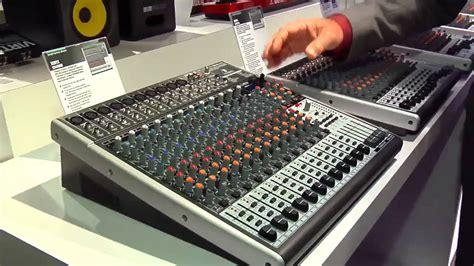Mixer Behringer Xenyx 2222usb new behringer xenyx usb mixers