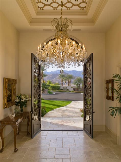 create  stunning home entrance  foyer