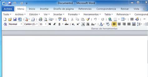 imagenes animadas word 2010 mostrar men 250 s cl 225 sicos y barras de herramientas en la