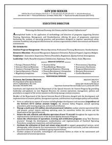 Best Font For Government Resume by Government Resume Example