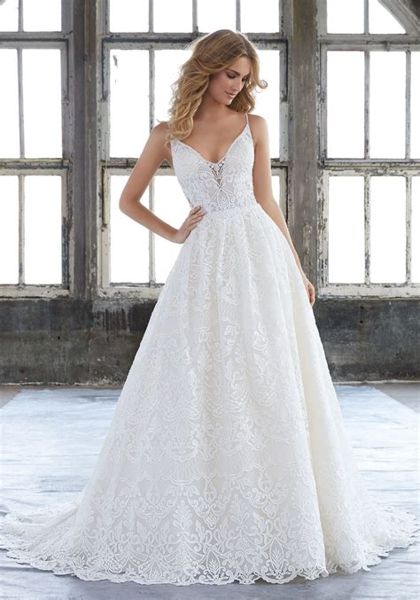 Wedding Style Dress by Kasey Wedding Dress Style 8204 Morilee