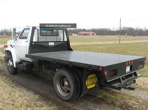 flat bed truck 1988 chevrolet c70 flatbed truck 8 2 liter turbo diesel w