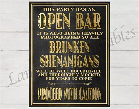Wedding Budget Open Bar by Best 20 Open Bar Wedding Ideas On Wedding