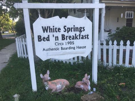 Springs Bed And Breakfast by White Springs Bed And Breakfast Desde 151 515 Fl