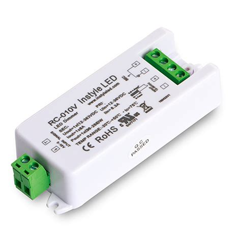 led light dimmer 0 10v dimmer receiver module for leds 8 single channel
