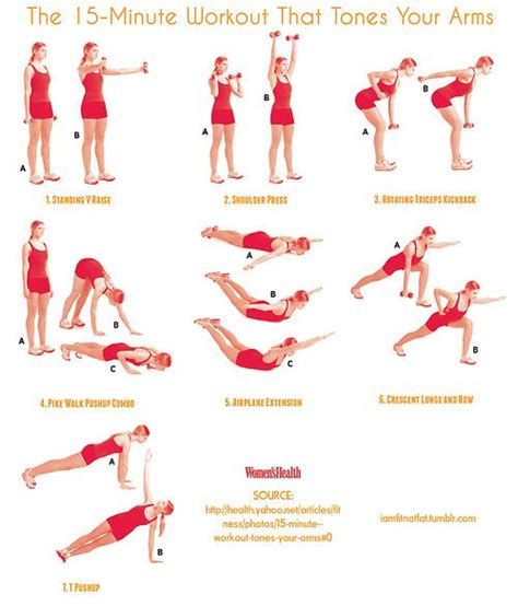 7 Great Exercises To Tone Your Arms by 17 Best Images About Arm Toning Excercises On