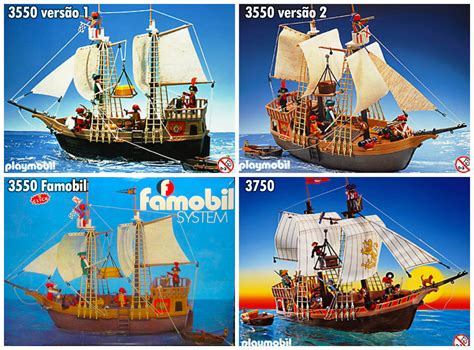 barco pirata playmobil enciclop 233 dia de cromos barco pirata da playmobil