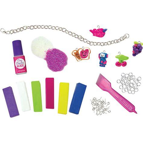 Klutz Make Glitter Clay Charms   Smart Kids Toys