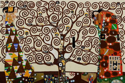tree of life l the gallery for gt klimt tree of life wallpaper