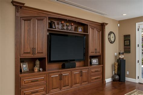 bloombety built in entertainment center with lcd tv huge wood wall entertainment center with doors and large