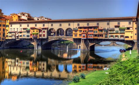 Florence ponte vecchio in florence