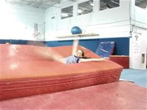 gymnastics back layout drills 1000 images about gymnastics on pinterest drills