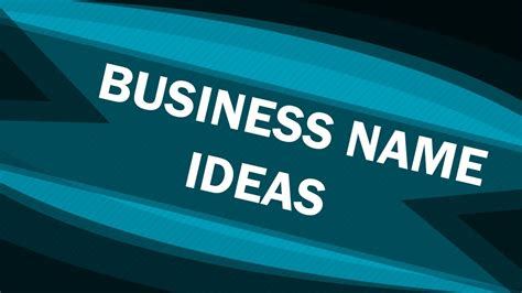 names for home design business business name ideas top tips company name ideas youtube