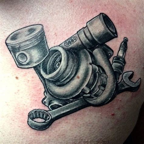turbo and piston tattoo 33 best wrench tattoo designs images on pinterest tattoo