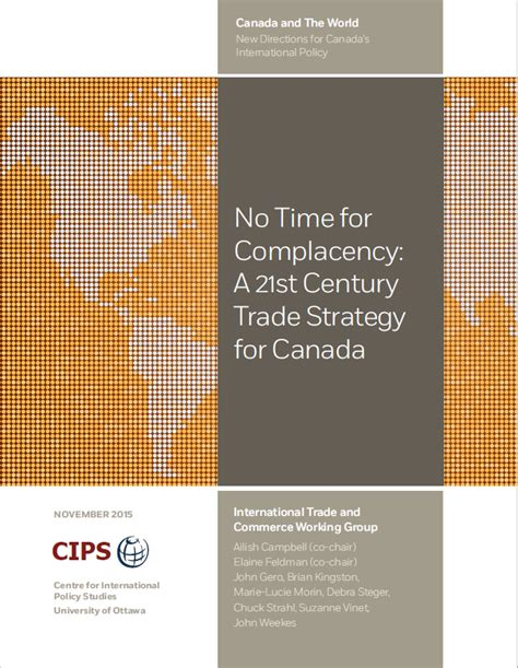 challenges facing international trade working on international trade and commerce centre