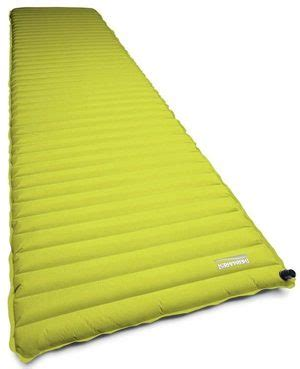 most comfortable sleeping pad reviewer dan nelson says the therm a rest neoair mattress