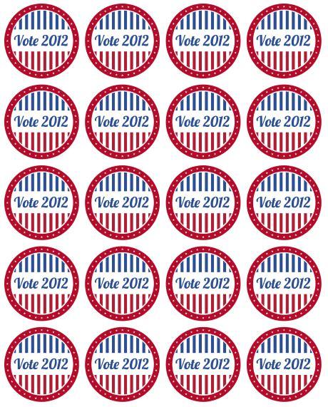 printable voting stickers printable voting stickers custom sticker