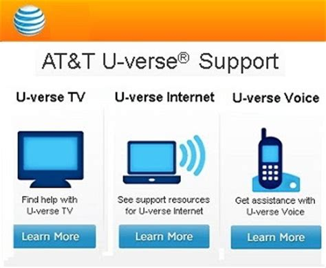 att com uversesupport at t uverse support for tv