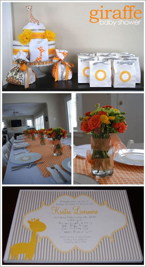 baby giraffe baby shower giraffe baby shower