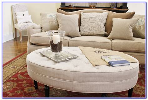 oval tufted ottoman oval tufted ottoman coffee table coffee table home