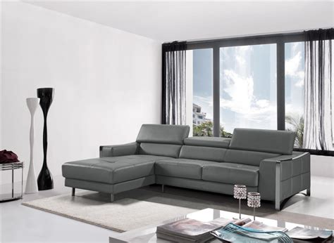 sofas en l modernos l shape sofa with modern leather sectional sofa and