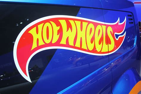 ford transit hot wheels edition logo