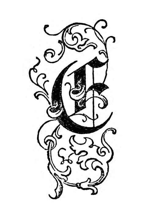 e tattoo designs e letter design komseq