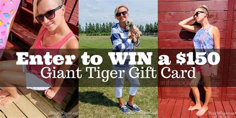 Tiger Gift Card - summer womens fashion trends on a budget sharethesecret this lil piglet