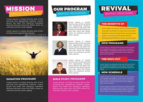 Church Brochure Design by 25 Church Brochure Templates