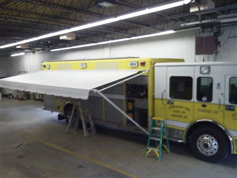 horse trailer awning project gallery