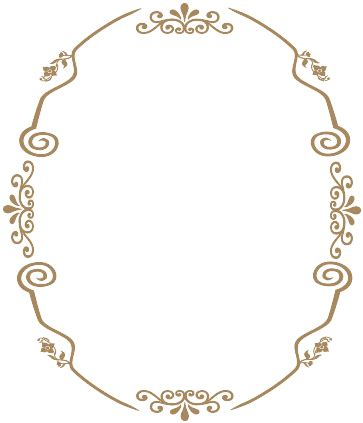decorative oval border decorative border clipart oval free clipart on
