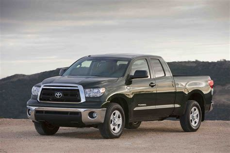 2011 Toyota Tundra Towing Capacity 2011 Toyota Tundra Gets More Powerful Base Engine