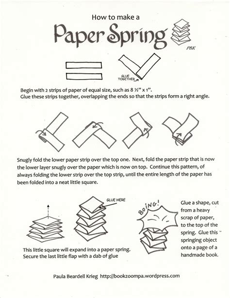 How To Make A Paper That Works - how to make a paper playful bookbinding and paper