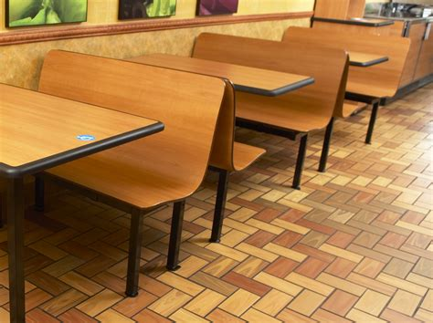 Contour Booths   Laminate Restaurant Booths   Official