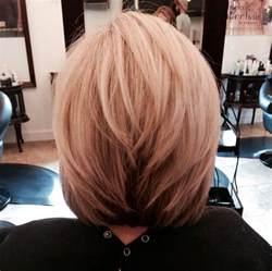 medium length stacked bob hairstyles best 25 medium stacked haircuts ideas on pinterest