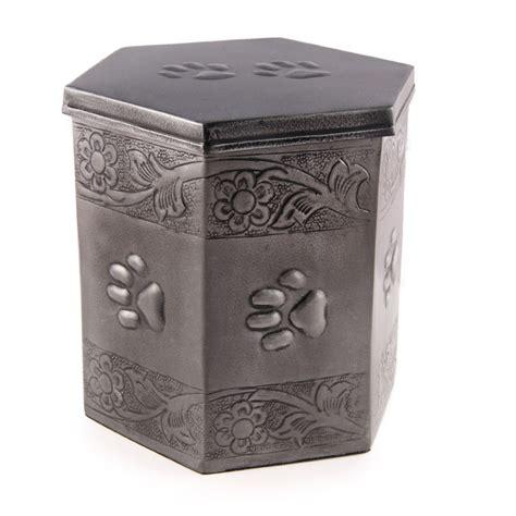 pet urns for dogs paws pet urn antique slate finish pet urns pet cremation urn urns pet