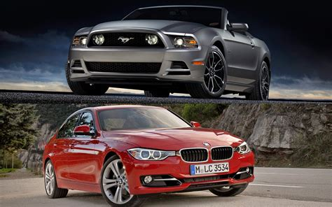 Mustang Vs Bmw by Thread Of The Day 2013 Mustang Gt Vs 2012 Bmw 328i Which