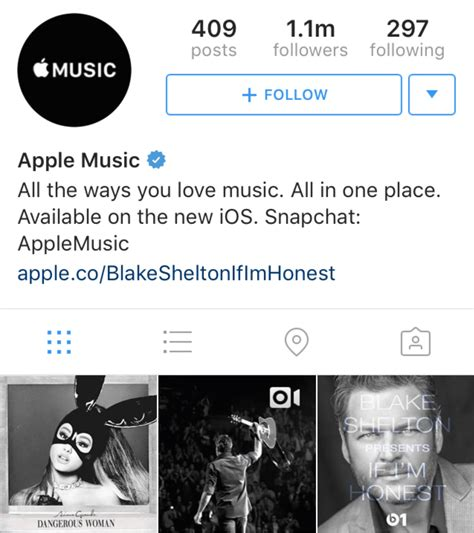 bio for instagram about music 10 steps to building the perfect instagram profile for