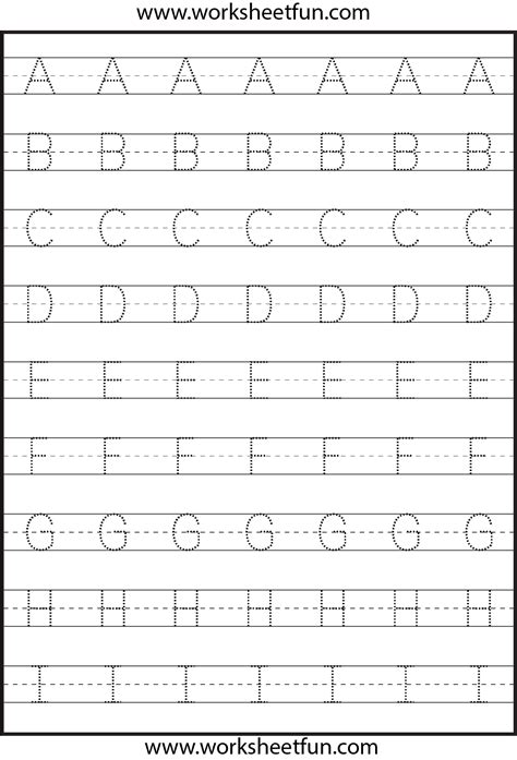printable writing worksheets for preschoolers worksheets for all