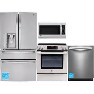 lg lfxs30766s stainless steel complete kitchen package