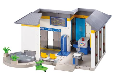 Playmobil Kinderzimmer Junge 6556 by Flughafen Terminal 6300 Playmobil 174 Deutschland