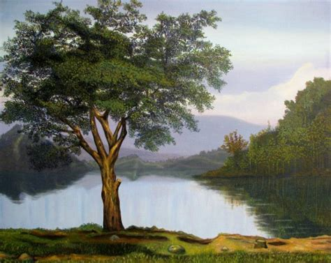 imagenes de paisajes oleo paisajes para pintar en oleo