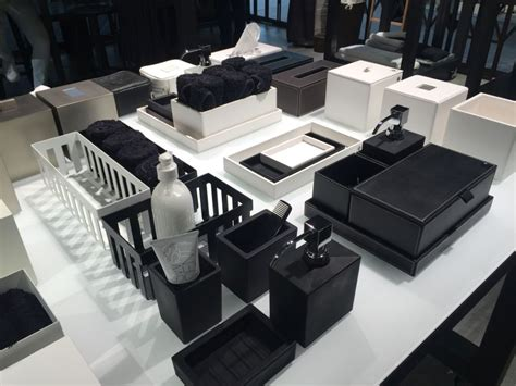 Black White And Bathroom Accessories by Bathroom Accessories That Let You Tweak The Decor To Your