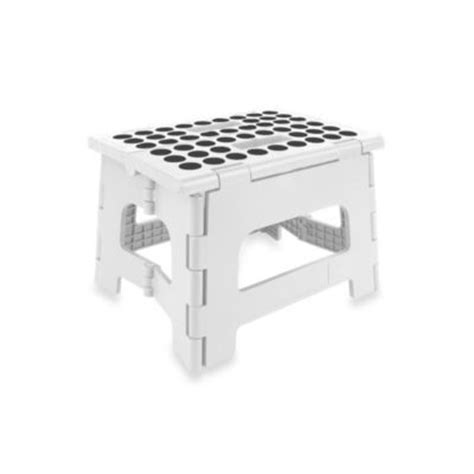 Where To Buy A Step Stool by Buy Folding Step Stools From Bed Bath Beyond
