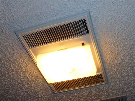 how to install bathroom heat fan light mr fix it heats up the bathroom meador org