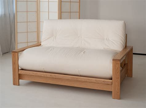 single futon sofa bed with mattress single bed futon