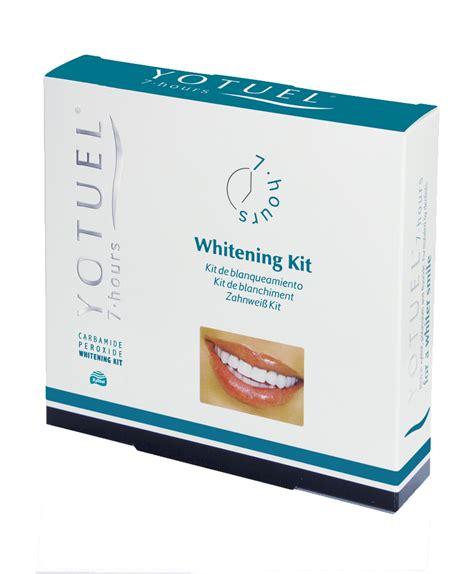 Whitening Kit yotuel 7 hours whitening kit biocosmetics