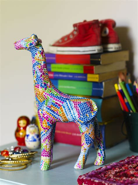 Hobbycraft Decoupage - how to decopatch a giraffe hobbycraft