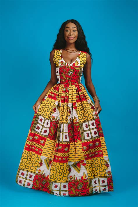 my african eveningoccasion gowns fashion training fashion 8 50 best african print dresses where to get them