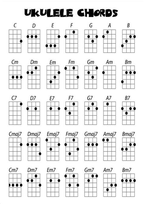 tattoo ukulele chords best 25 ukulele tattoo ideas on pinterest ukulele